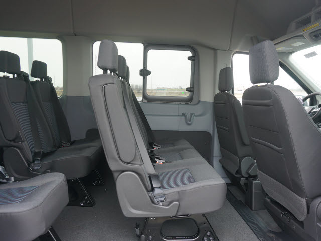 New 2019 Ford Transit Passenger Wagon XL