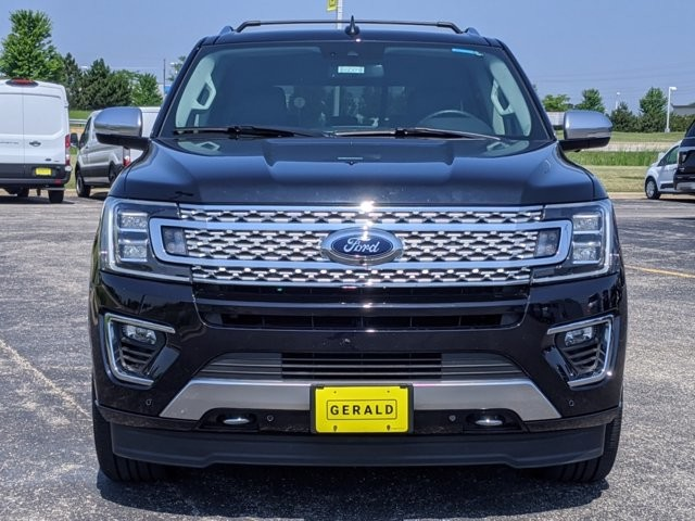 Pre-Owned 2019 Ford Expedition Platinum