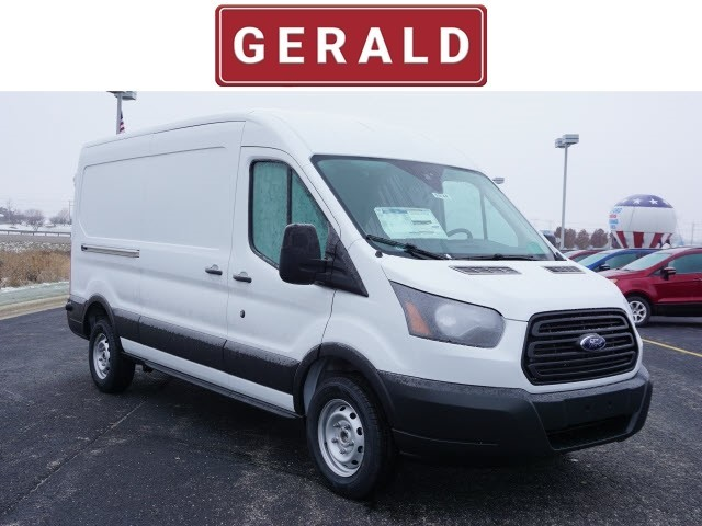 Gerald Subaru Naperville >> New 2019 Ford Transit Van Full-size Cargo Van for Sale ...