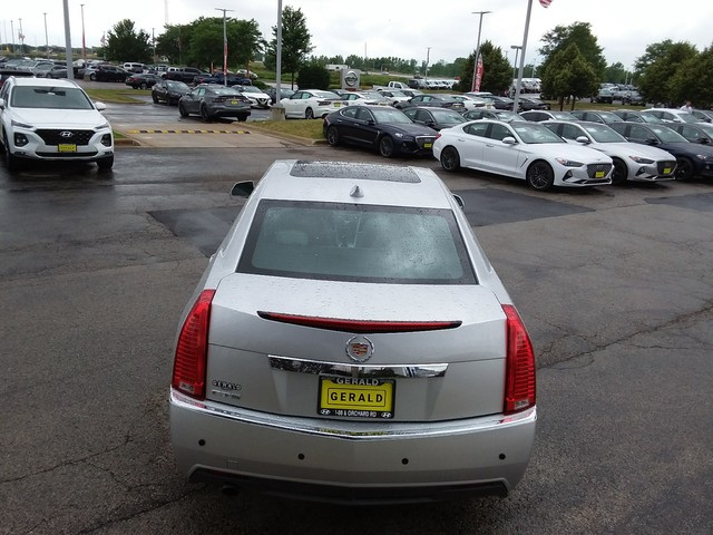 Pre-Owned 2012 Cadillac CTS Sedan Luxury