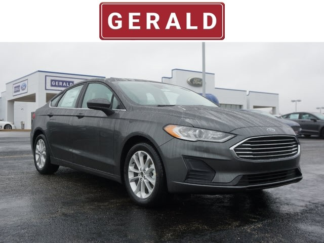 New 2019 Ford Fusion Se Fwd Se 4dr Sedan For Sale 10371 Gerald