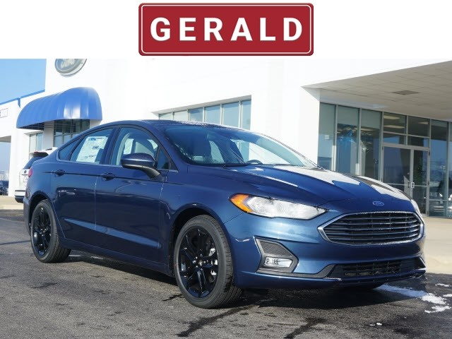 New 2019 Ford Fusion Se Fwd Se 4dr Sedan For Sale 10217 Gerald