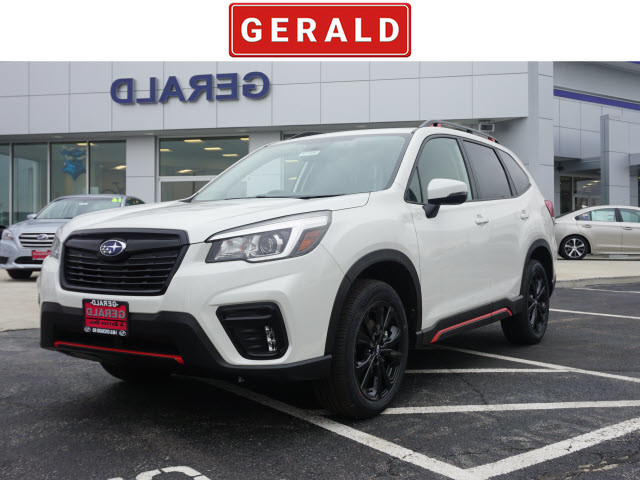 New 2019 Subaru Forester Sport Suv For Sale 20572 Gerald Auto Group