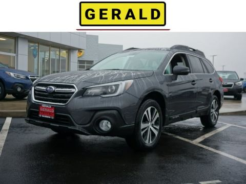 New 2019 Subaru Outback Limited
