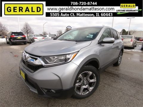 New Honda Cr V 2019 Matteson Il