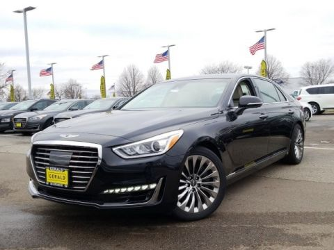 New 2019 Genesis G90 5.0L Ultimate